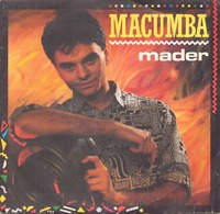 45 TOURS JEAN PIERRE MADER WEA 721793 MACUMBA / L AN 2000 1985 - Vinyles