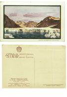 NORWAY SPITZBERG - SITMAR ITALIAN COMPANY MARINE SERVICES - CRUISES 1920s (2826) - Steamers
