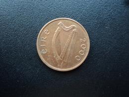 IRLANDE : 1 PENNY  2000   KM 20a   SUP - Ireland