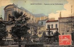 Montauban (82) - Square De La Préfecture - Montauban