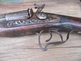 FUSIL De CHASSE ANCIEN - Decorative Weapons