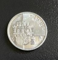 SPAGNA  ESPANA - 1998 - Moneta 1 PESETA JUAN CARLOS , Formato Micro,  Ottima - [ 5] 1949-… : Regno