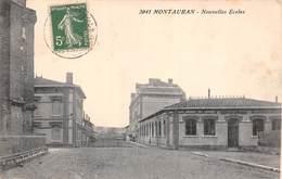 Montauban (82) - Nouvelles Ecoles - Montauban