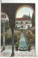 GRANADA GENERALIFE SIN ESCRIBIR - Granada