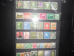 Collection,allemagne Lot De 240 Timbres Obliteres, Voir Tout Les Scans - Stamps