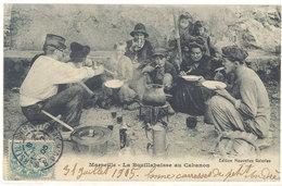 Cpa Marseille - La Bouillabaisse Au Cabanon     ( S. 2812 ) - Marseille