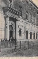 Montauban (82) - Hôpital Temporaire N°12 - Grand Séminaire - Montauban