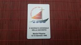 Vatican  Phonecard SCv 10 (Mint,Neuve) Rare - Vatican