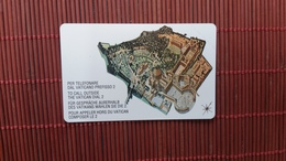 Vatican  Phonecard SCV 9 (Mint,Neuve) Rare - Vatican
