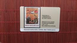 Vatican  Phonecard SCV 3 (Mint,Neuve) Very Rare - Vatican