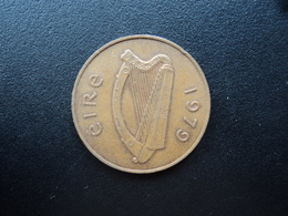 IRLANDE : 2 PENCE  1979  KM 21   SUP - Ireland
