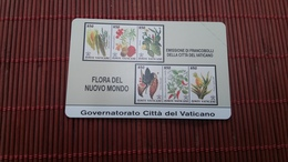 Vatican  Phonecard SCV 2 (Mint,Neuve) Very Rare - Vatican