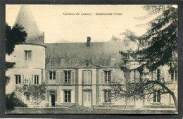 CPA - COURTOMER - Château De Launay - Courtomer