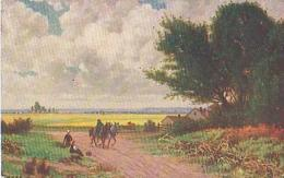 Peinture   322         Paysage ( Hingre ) - Peintures & Tableaux