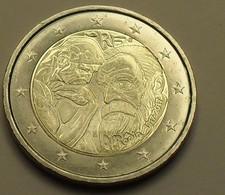 2017 - France - 2 EURO, Auguste Rodin, Commémorative - France