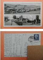 Harpersdorf, 3-Bild-Karte, Gelaufen 1951 (D-H-D-Th89) - Germania