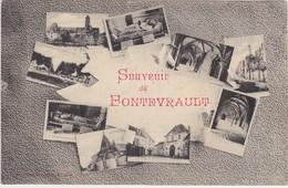 49 -    Souvenir De FONTEVRAULT - France