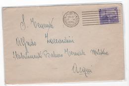 Lettre  ITALIE  ,centenaire Des Chemins De Fer ,  1940  (x66) - 1900-44 Victor Emmanuel III