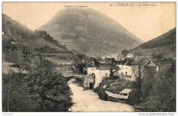 D64  LICQ  Le Vieux Pont  ..... - Autres Communes
