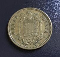 SPAGNA  ESPANA - 1966 - Moneta 1 PESETA  Francisco Franco , Ottima - [ 5] 1949-… : Regno