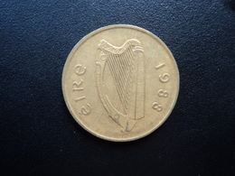 IRLANDE : 20 PENCE  1988   KM 25   TTB - Ireland