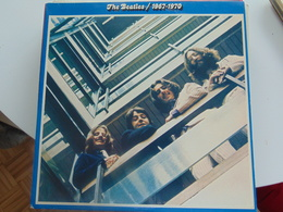 The Beatles- 1967-1970 (capitol Edit) 2LP - Rock