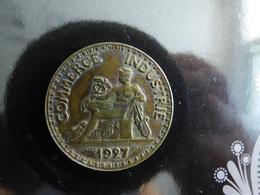 CURIOSITE BELLE COPIE PARFAITE  2 FRANCS 1927 - France