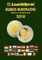 Leuchtturm Euro-Katalog Für Münzen Und Banknoten 2018 Neu - Libri & Software