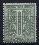Italy:  Sa I 14  DeLaRue Postfrisch/neuf Sans Charniere /MNH/**  Signed/ Signé/signiert/ Approvato Fiecchi - 1861-78 Victor Emmanuel II.