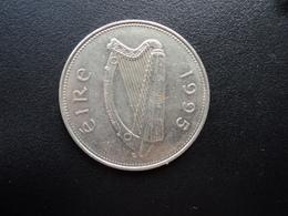IRLANDE : 1 PUNT  1995   KM 27   SUP - Ireland