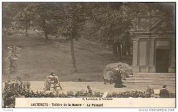D65  CAUTERETS  Théâtre De La Nature- Le Passant  ..... - Cauterets