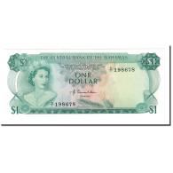 Billet, Bahamas, 1 Dollar, L.1974, KM:35a, NEUF - Bahamas