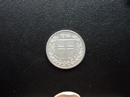 ISLANDE : 10 AURAR  1974  KM 10a   SUP+ - Iceland