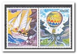 Griekenland 2004, Postfris MNH, Europe, Cept - Griekenland