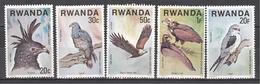 1977  OBP / COB Nr 830/836 ** -  Rapaces  Roofvogels  Stootvogels - Birds - Oiseaux Aigle Arend Eagles  Etc... - 1970-79: Mint/hinged