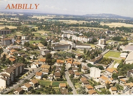 CP 74 France 1997 - Ambilly, Le Centre Hospitalier Et Les Voirons - Other Municipalities