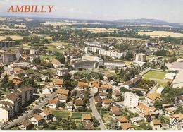 CP 74 France 1997 - Ambilly, Le Centre Hospitalier Et Les Voirons - Autres Communes