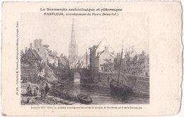76. HARFLEUR, Arr. Du Havre. 495 - Harfleur