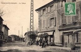 SAINT-PAUL-LES-ROMANS LE VILLAGE - France