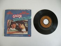 John Travolta & Olivia Newton John - Gréase (1978) - Polydor - Disco, Pop