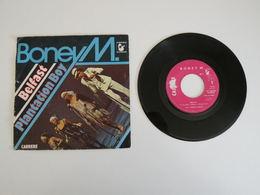 Boney M - Belfast  (1977) - - Disco, Pop