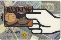 FRANCE - Oberthur Banking Card, Sample - Credit Cards (Exp. Date Min. 10 Years)
