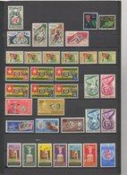 TOGO   N° LOT  NEUFS AVEC CHARNIERES COTE 38.25€ ( 2 SCANS ) - Togo (1960-...)
