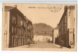 20749    CPA SENONES  : Rue Du Pont  - Au Fond La Mère Henri !  1935  ,  ACHAT DIRECT  !! - Senones