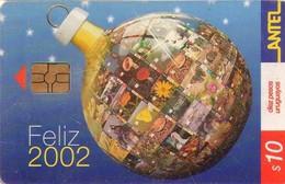 TARJETA TELEFONICA DE URUGUAY, 514a (207) - Uruguay