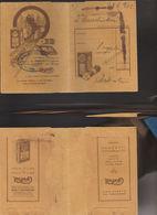 15858) BUSTINA PER NEGATIVI FOTOGRAFICI RAJAR CREDO 1930 CIRCA - Materiale & Accessori