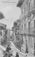 Fuenterrabia.  Calle Mayor - Espagne