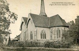 PUELLEMONTIER - France