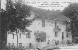 Pont Rouge - Vallée Des Usses - Hôtel J. Fleury - France