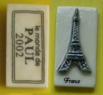 Fève - Paul 2002 - Le Monde De Paul - France.- Réf AFF 2002 5 - Countries